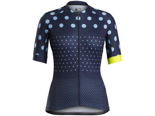 dfdf1fb2b Bontrager Anara LTD Cycling Bike Jersey Shortsleeve Women blue at ...